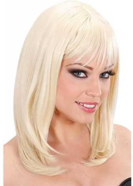 PERRUQUE FASHION CABARET LUXE BLONDE