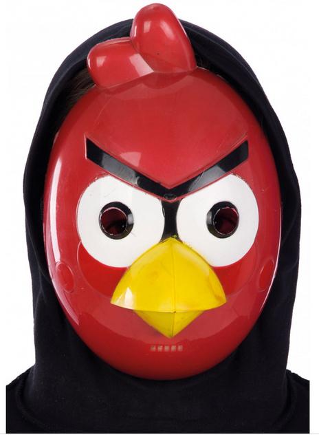 Masque angry bird