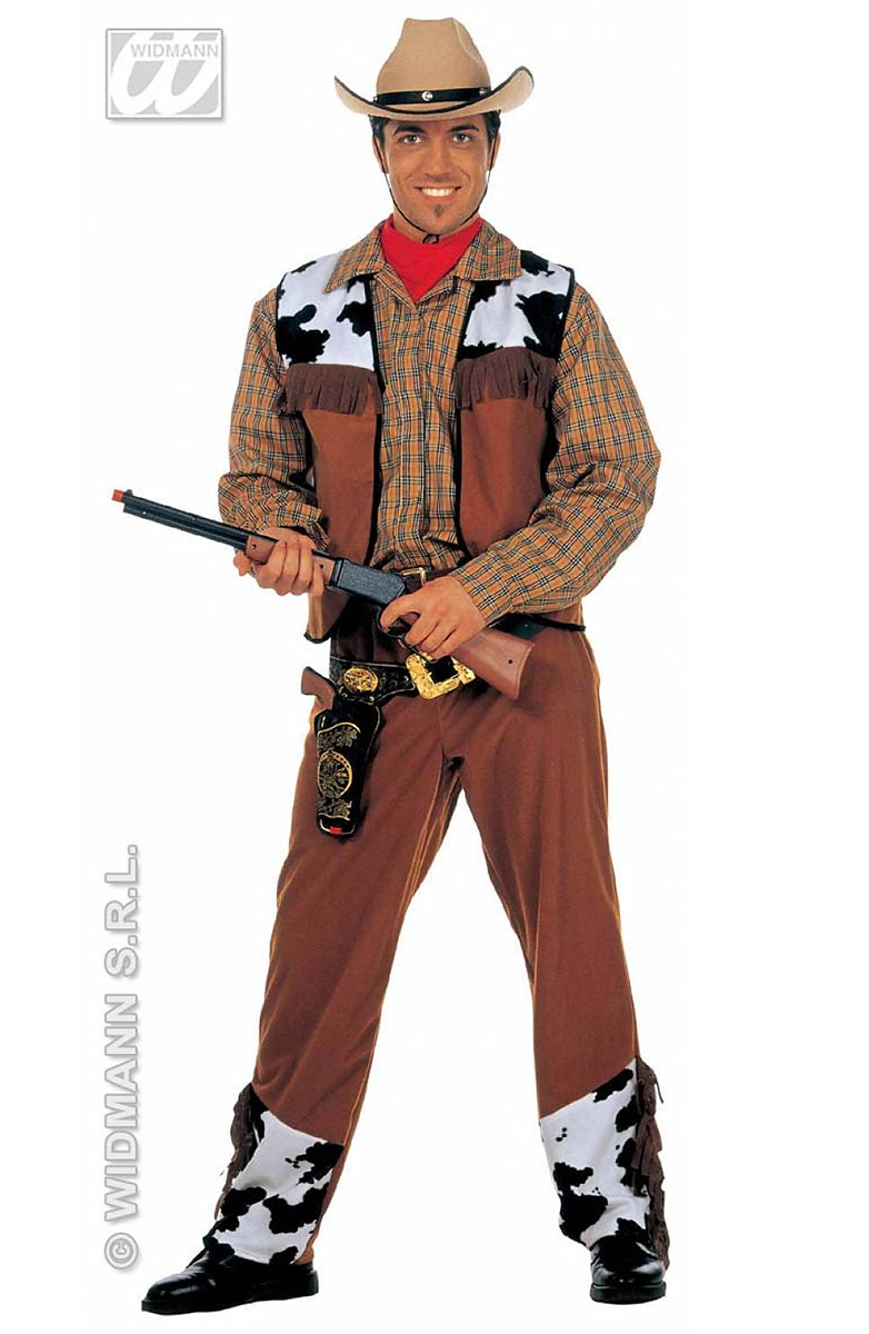 DEGUISEMENT COW BOY ADULTE