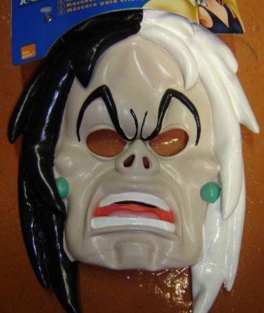 Masque Cruella