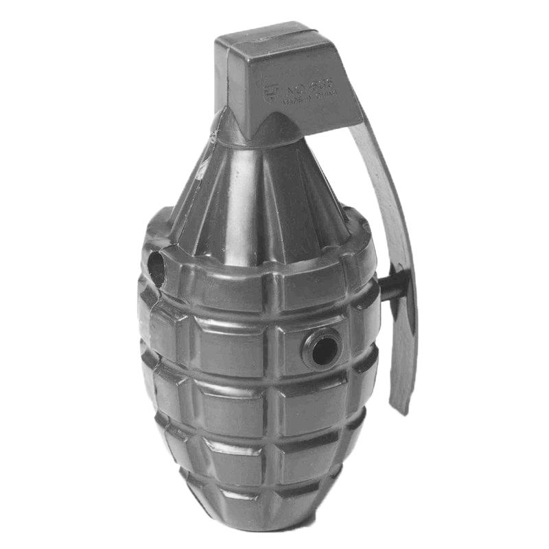 Grenade factice en plastique lance eau