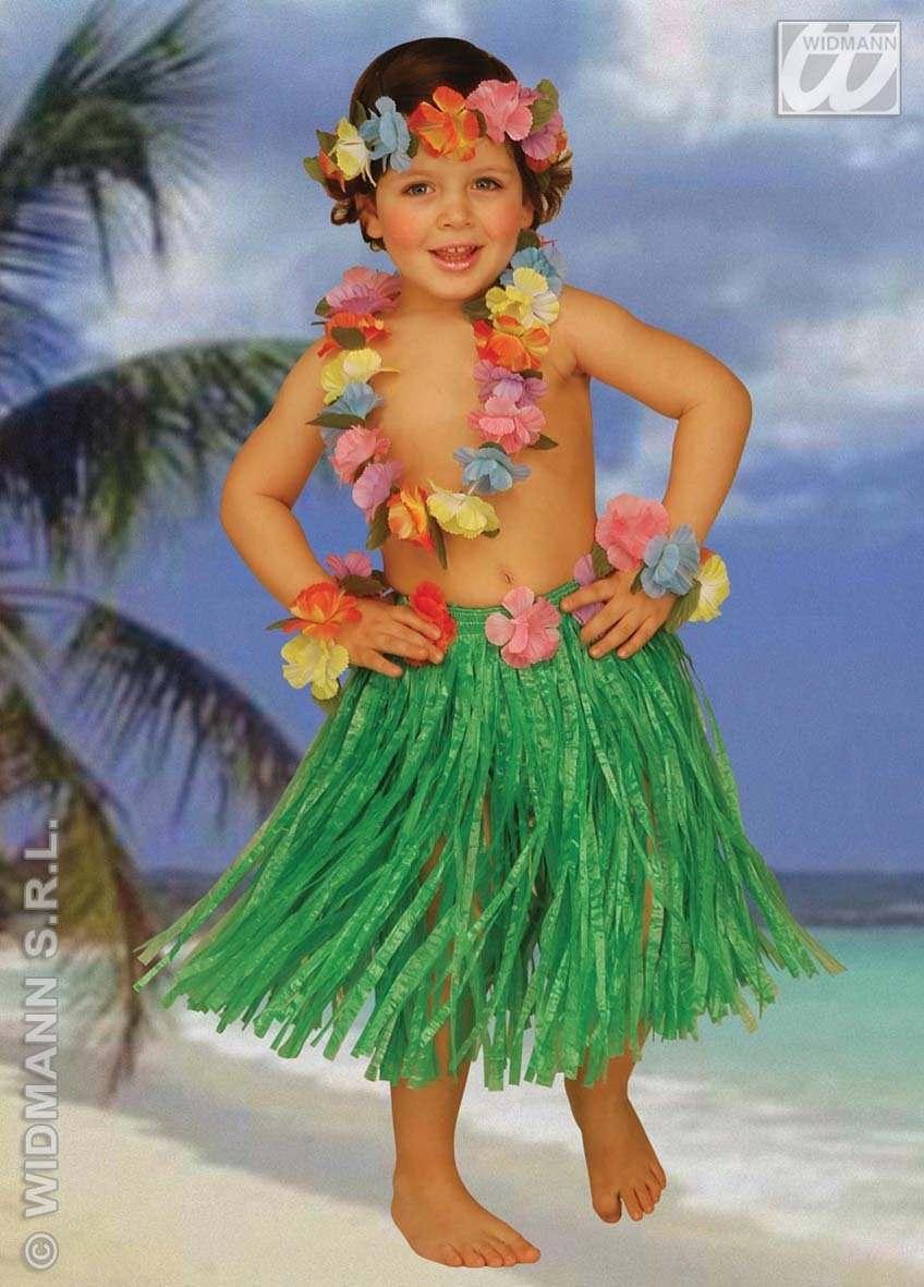 Déguisement hawaien enfant