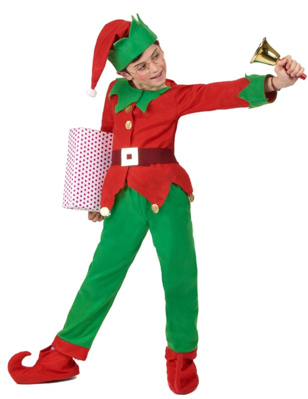 Déguisement de lutin ou elfe enfant