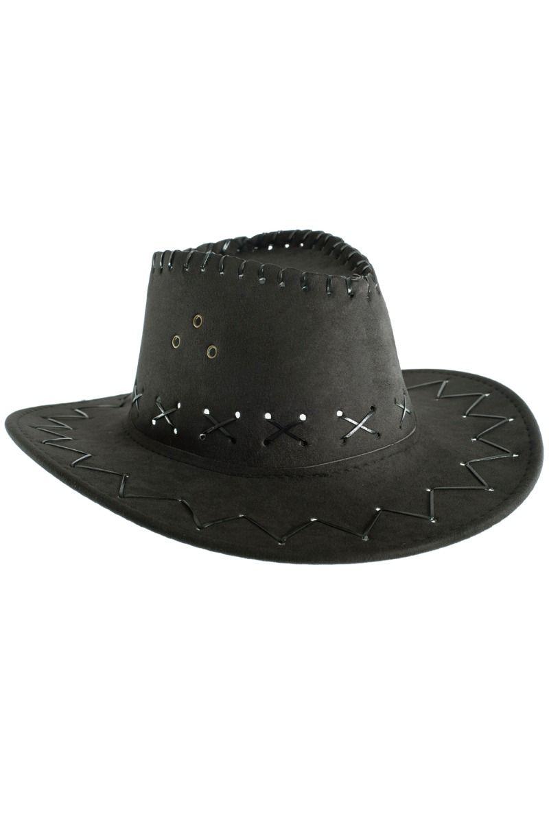 Chapeau Western Noir