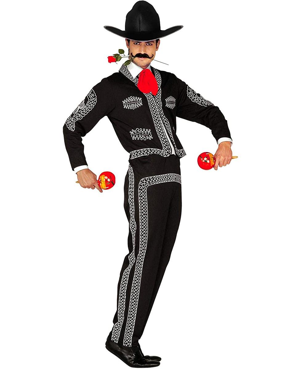 Déguisement mariachi mexicain