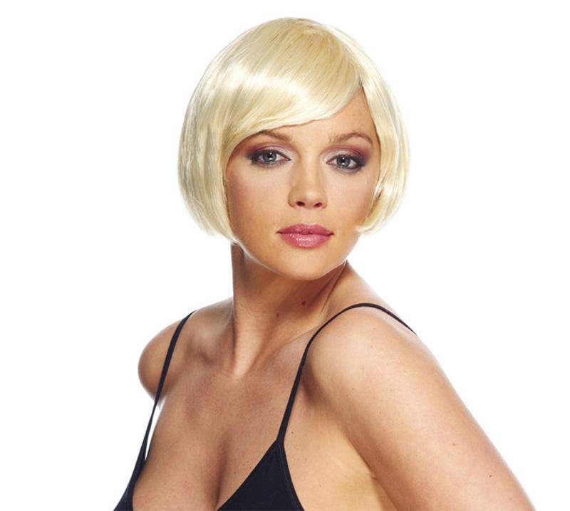 Perruque lola blonde