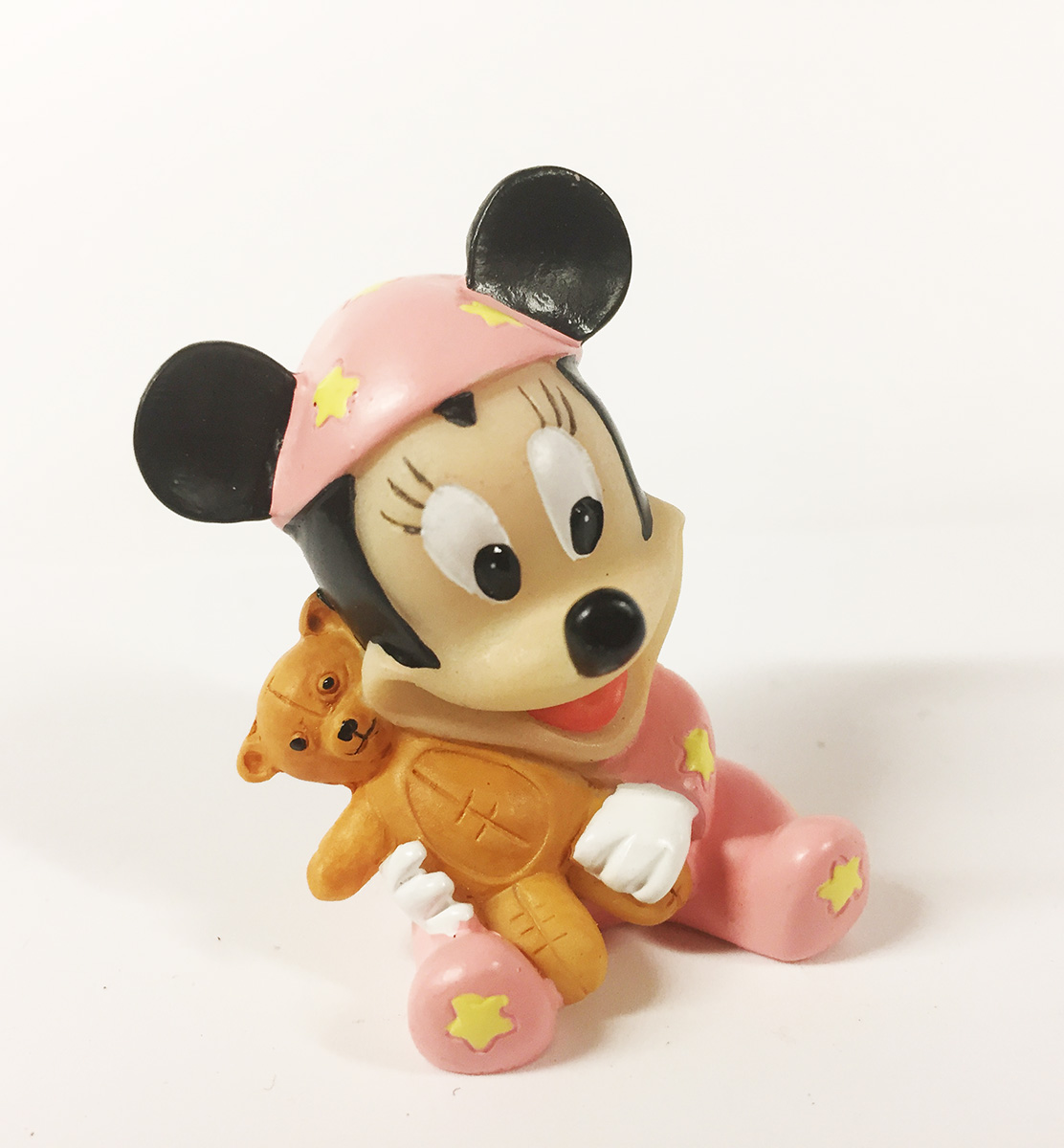 Figurine en résine Minnie baby Disney