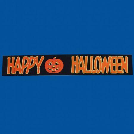 Banderole Happy Halloween