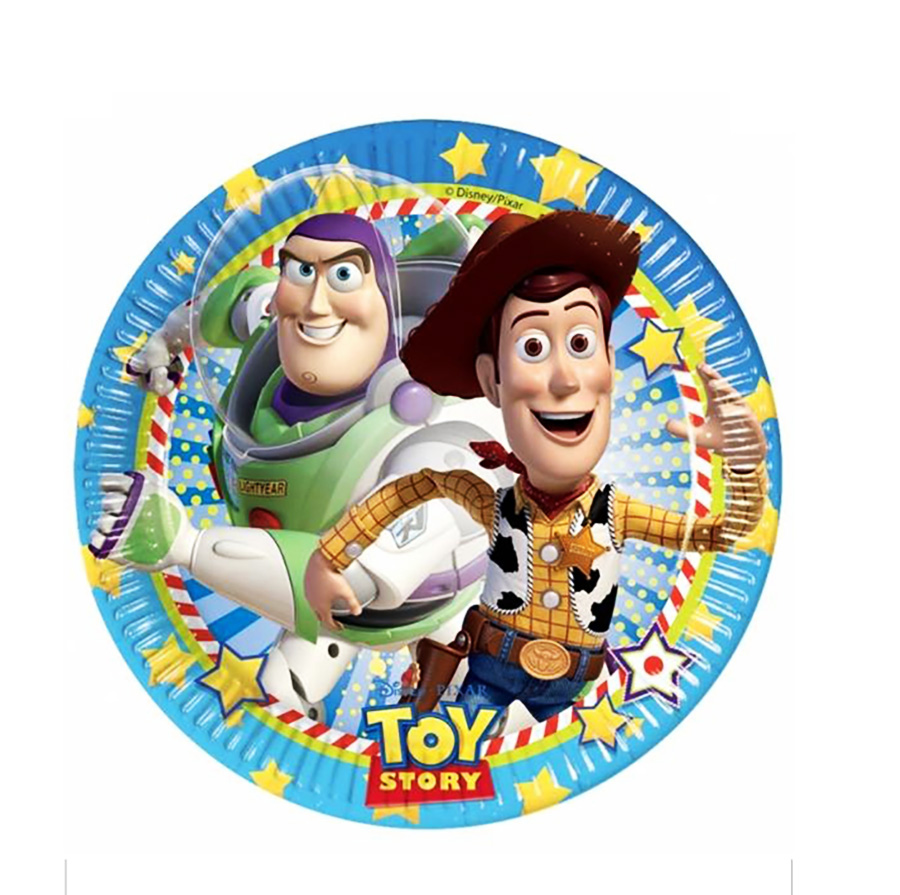 assiettes Toy Story