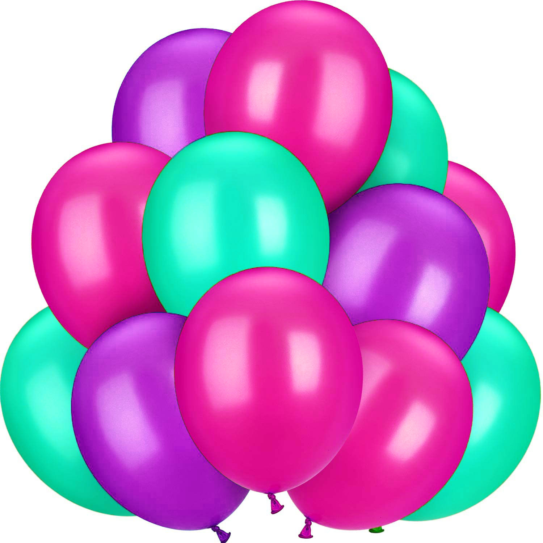 Bouquet 12 ballons latex LOL