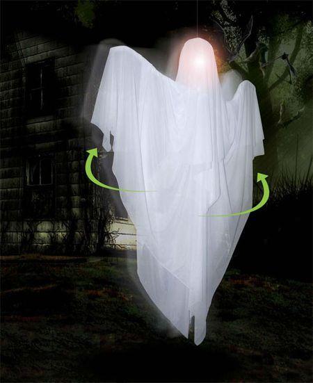 Fantôme Géant Lumineux Rotatif