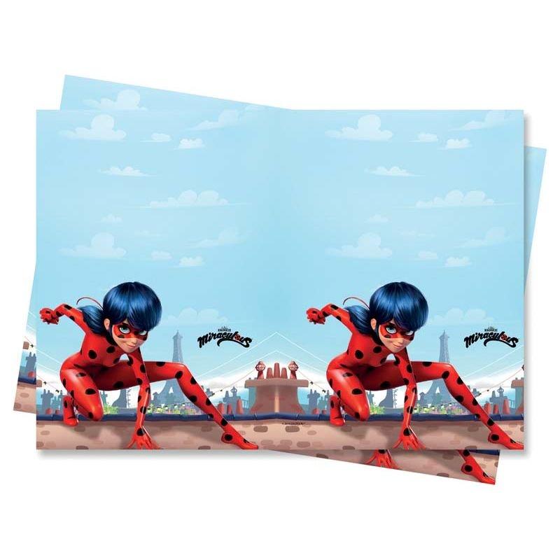 Nappe en plastique Ladybug