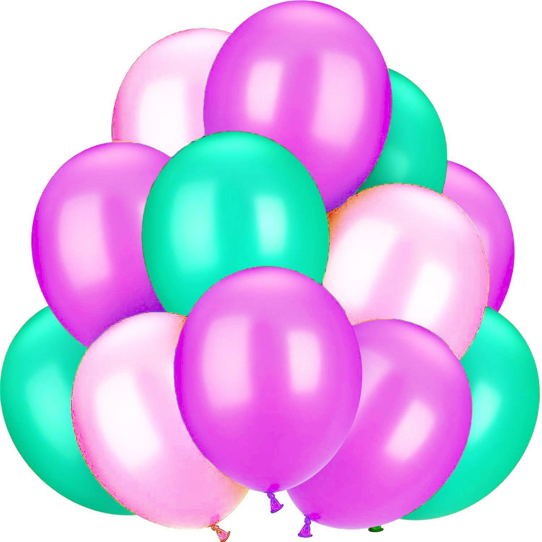 Bouquet 12 ballons latex thème Skye pat patrouille
