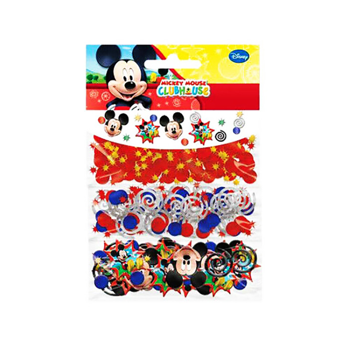 Paillettes de tables Mickey Disney
