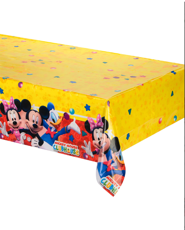 Nappe plastique Mickey Disney