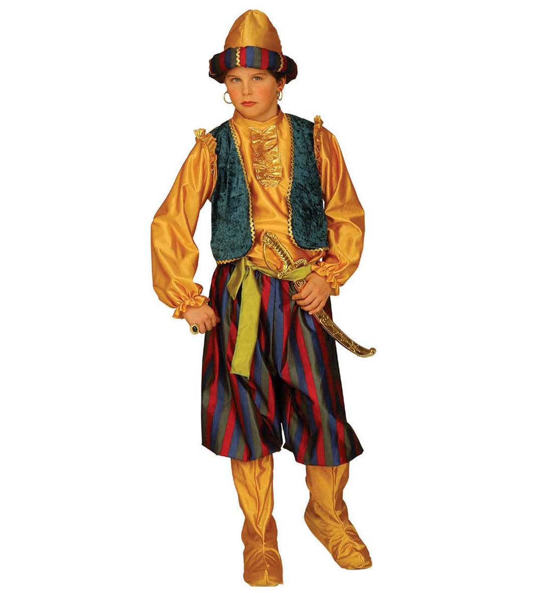 Deguisement Aladin enfant