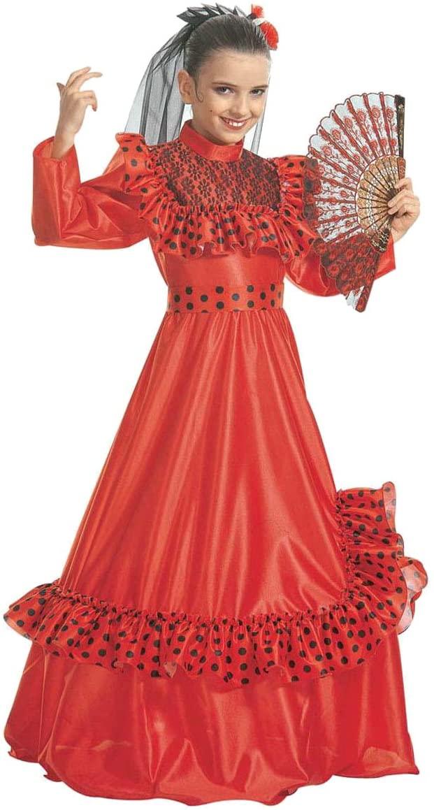 Déguisement espagnole flamenco enfant
