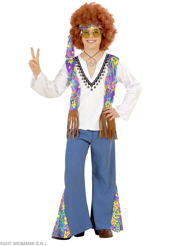 Déguisement hippie Woodstock enfant