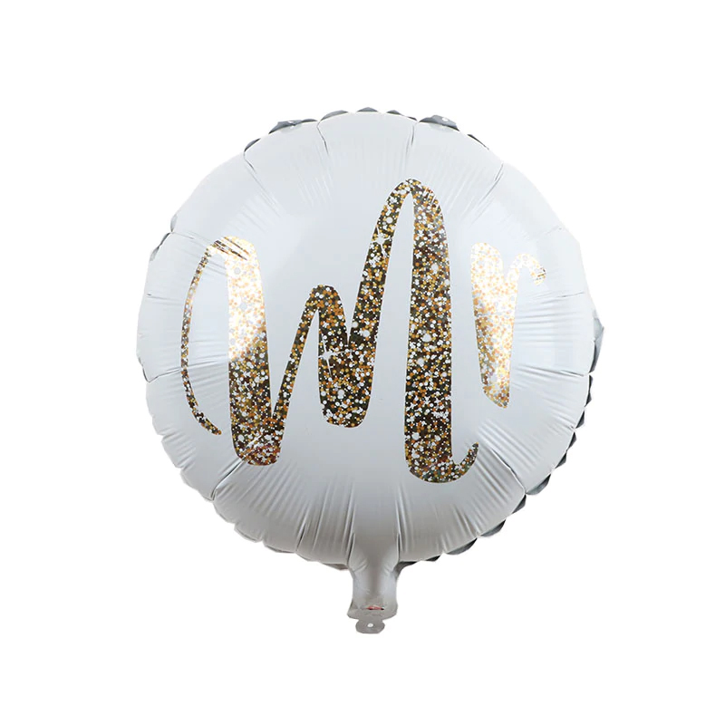 Ballon mylar MR