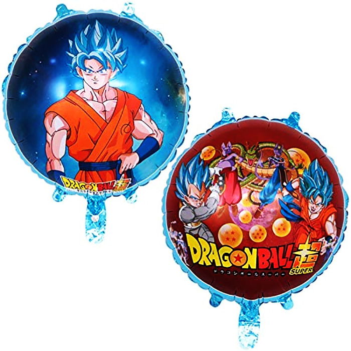 Ballon mylar dragon Ball