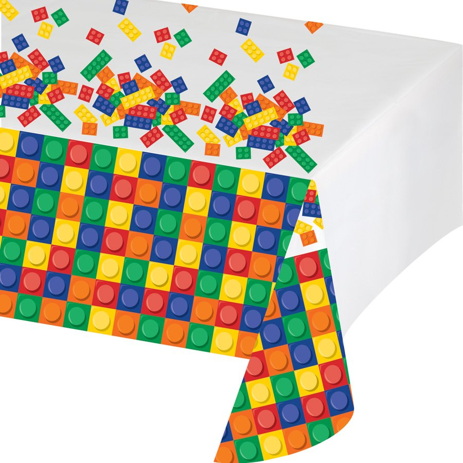 Nappe Lego block party