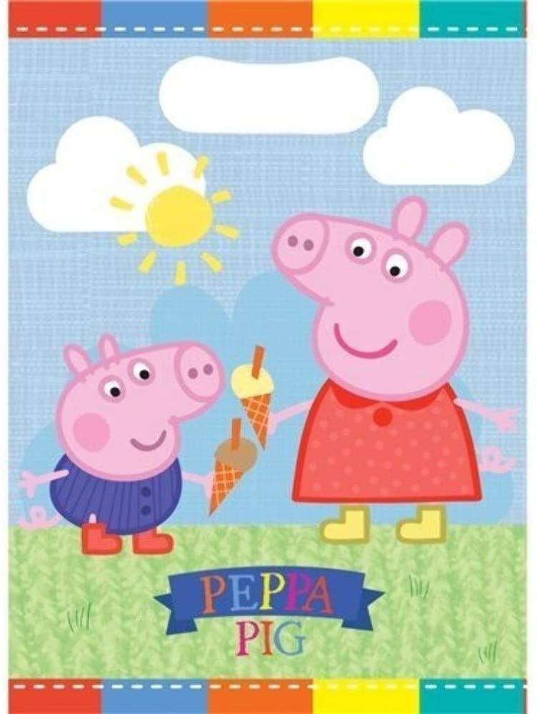 8 sachets surprises Peppa Pig