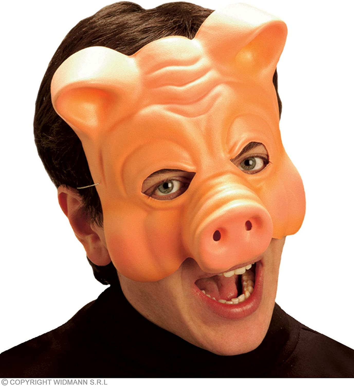 Demi masque de cochon