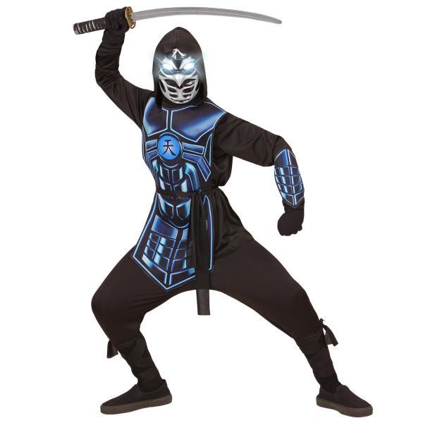 Déguisement de cyber ninja