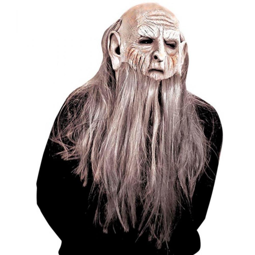 masque latex mage ou sorcier