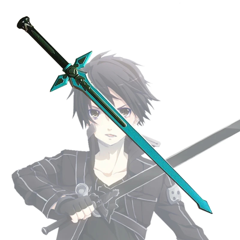 Epée latex cosplay Repulser sword art online Kirito