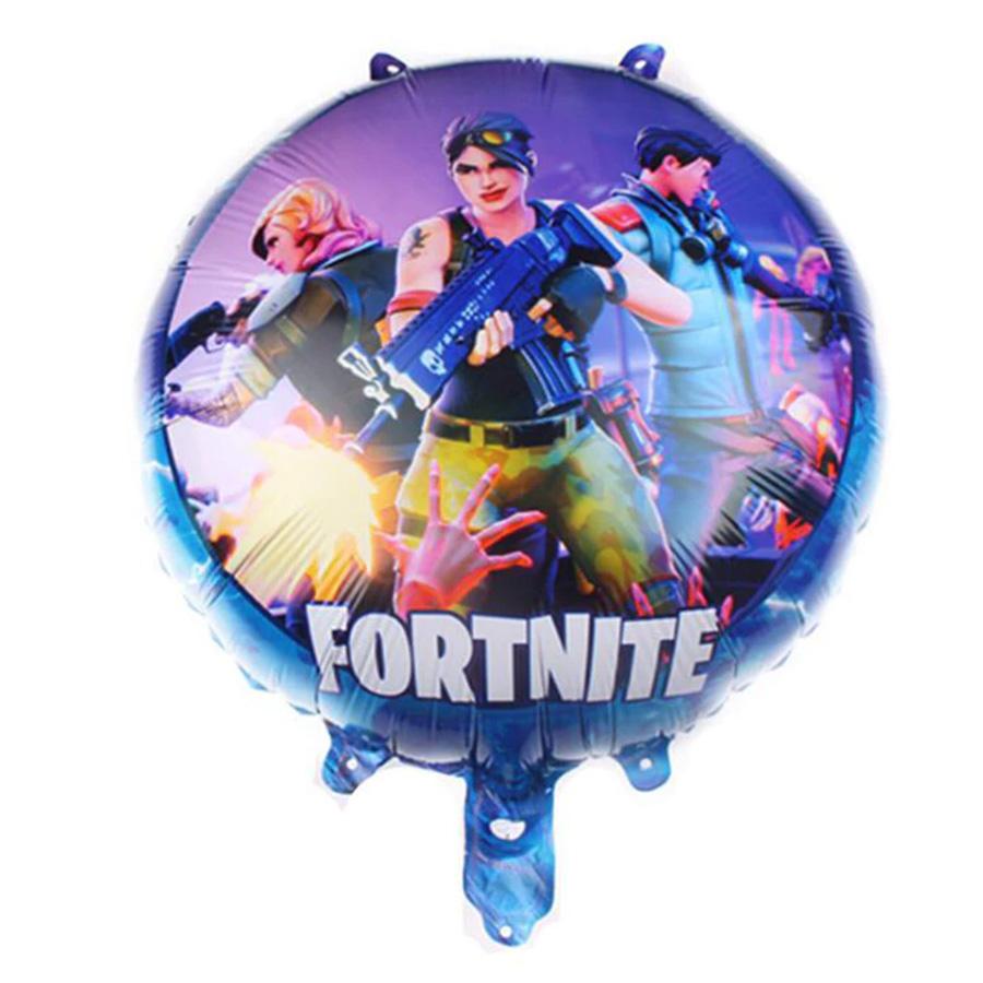 Ballon aluminium Fortnite