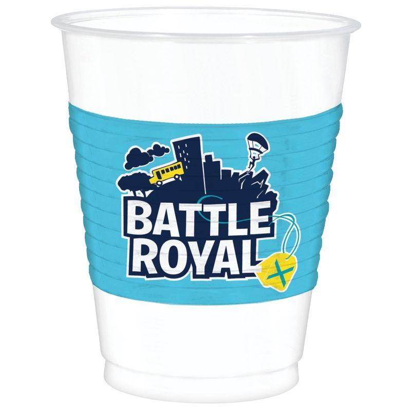 8 gobelets Fortnite battle royal