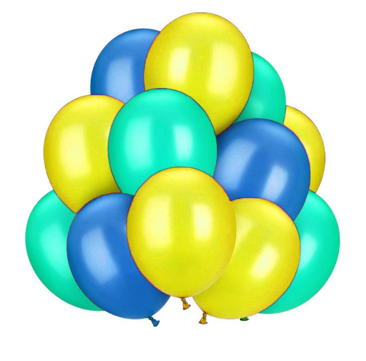 Bouquet 12 ballons latex Fortnite battle royal