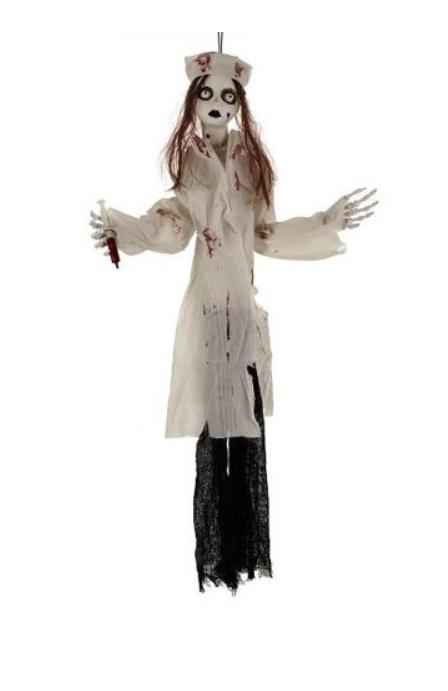 Suspension infirmière animée 90 cm