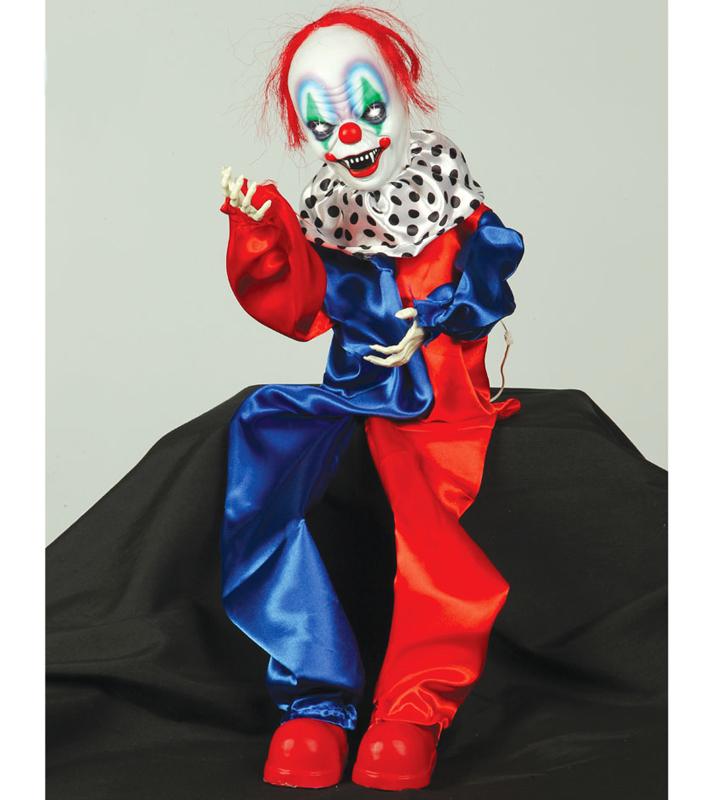 Suspension clown psychopathe
