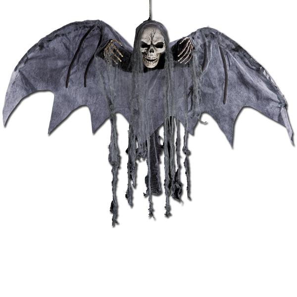 Squelette ailé 130 cm