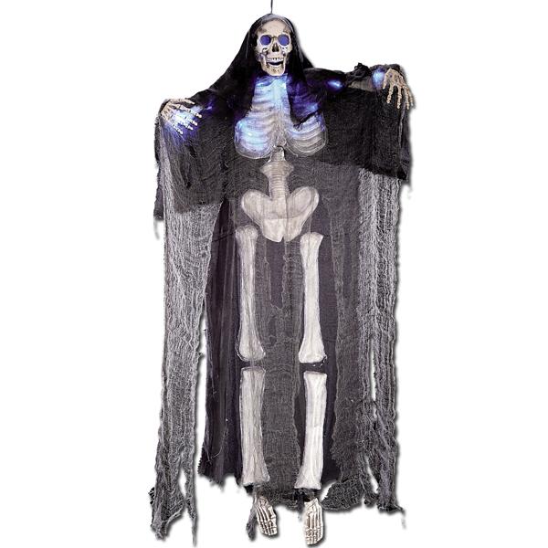 Squelette lumineux