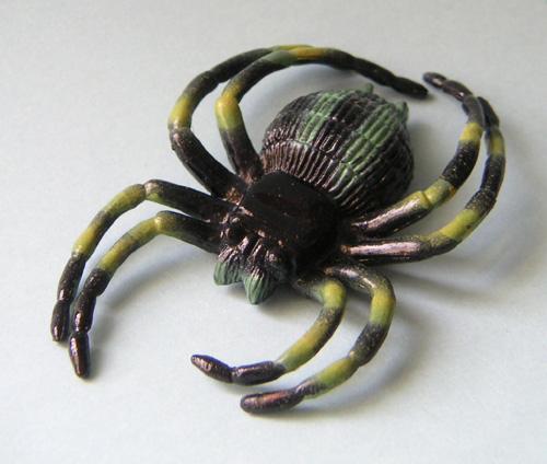 8 araignées