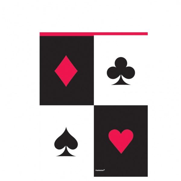 Nappe thème casino