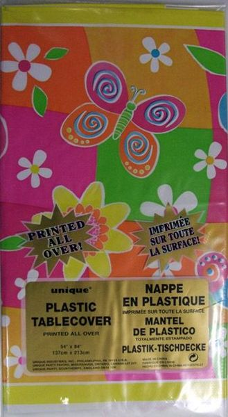 Nappe Hippie Flowers