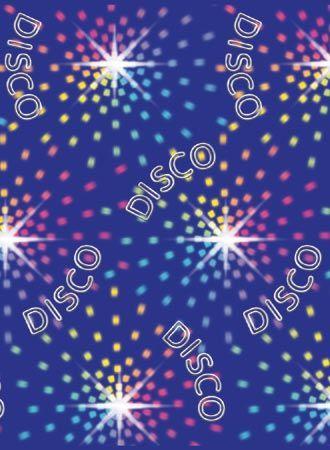 Décoration Murale Thème Disco
