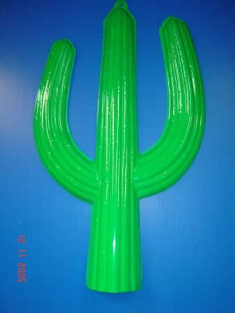Cactus Déco En Plastique
