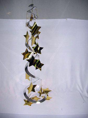 Décoration Suspension Étoiles