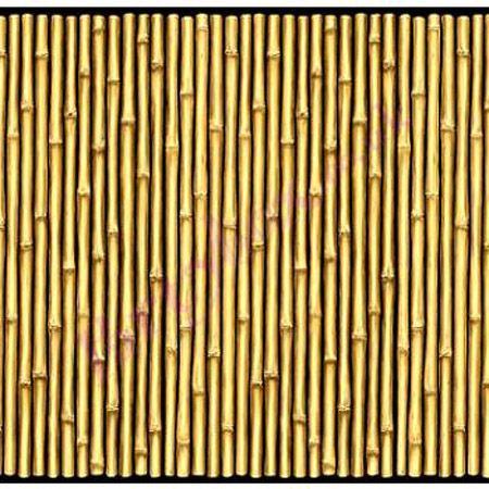 Décor Mural Bambou