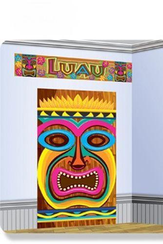 2 Décorations Murales Hawaï Totem