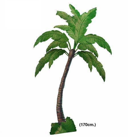 Palmier Géant En Carton 170Cm