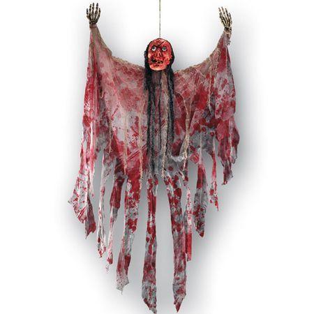 Suspension Halloween Zombie Ensanglanté