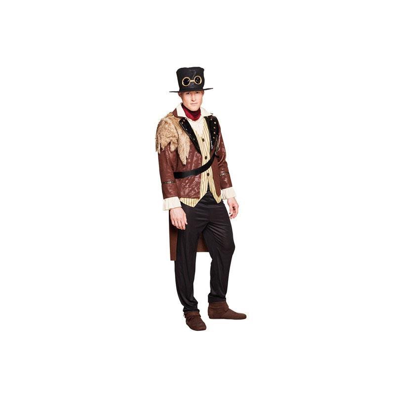 Costume steampunk homme