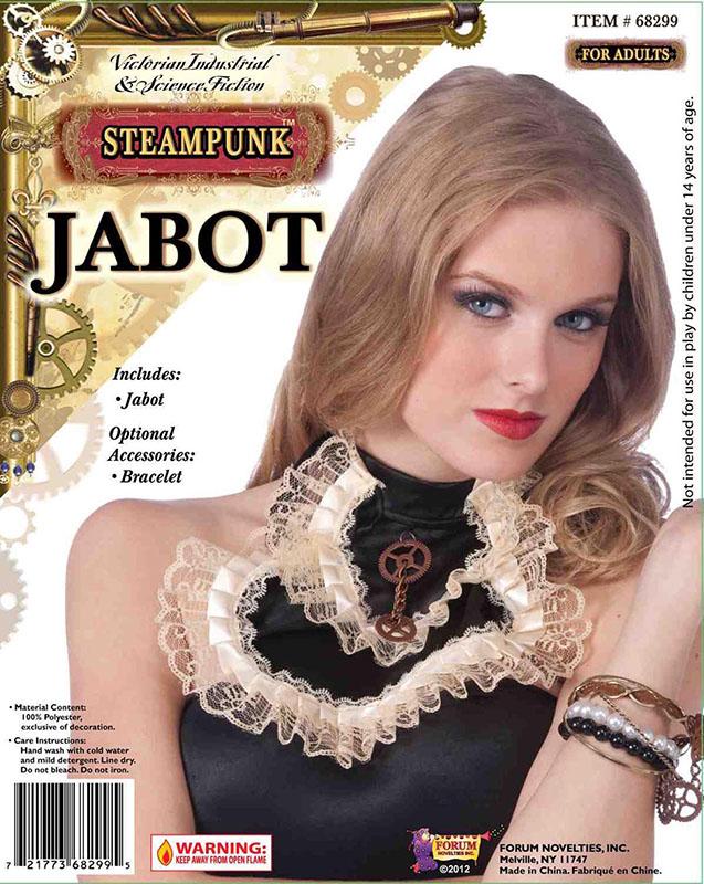 Jabot steampunk