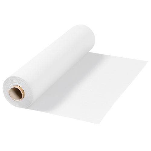 Chemin de Table En In-tissé blanc
